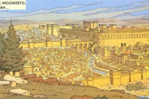 sejarah kerajaan majapahit - trowulan