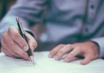 surat perjanjian untuk keperluan sewa menyewa