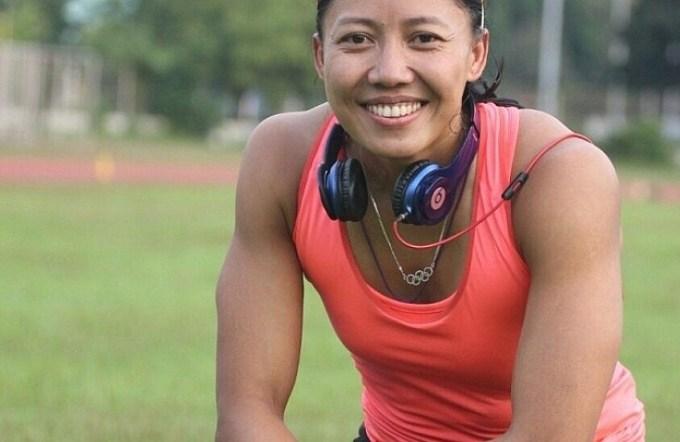 atlet lari Indonesia yang diundang pada seri Kejuaraan Atletik Grand Prix Asia sejak 2006 hingga 2011