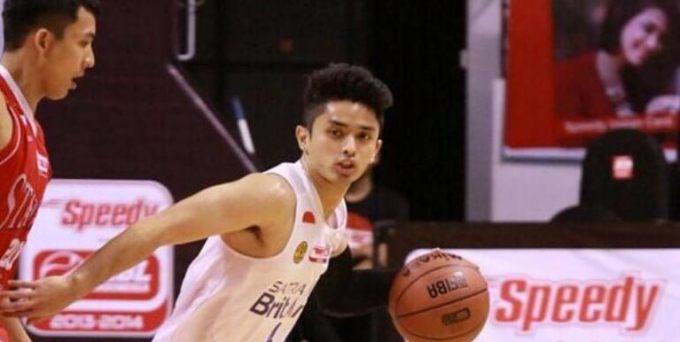bayu anggara adalah atlet basket indonesia berprestasi