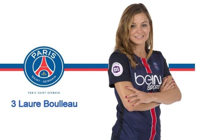 atlet wanita cantik pemain bola ini berasal dari paris