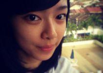 kwok membanggakan indonesia dalam kejuaraan wushu dan dikenal menjadi atlet cantik indonesia