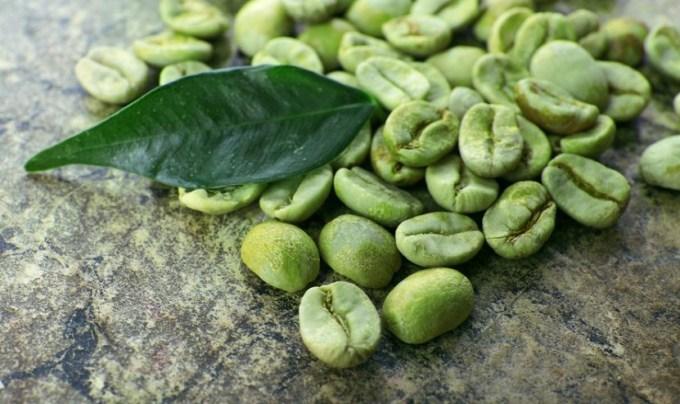 biji dari jual green coffee kopi hijau murah