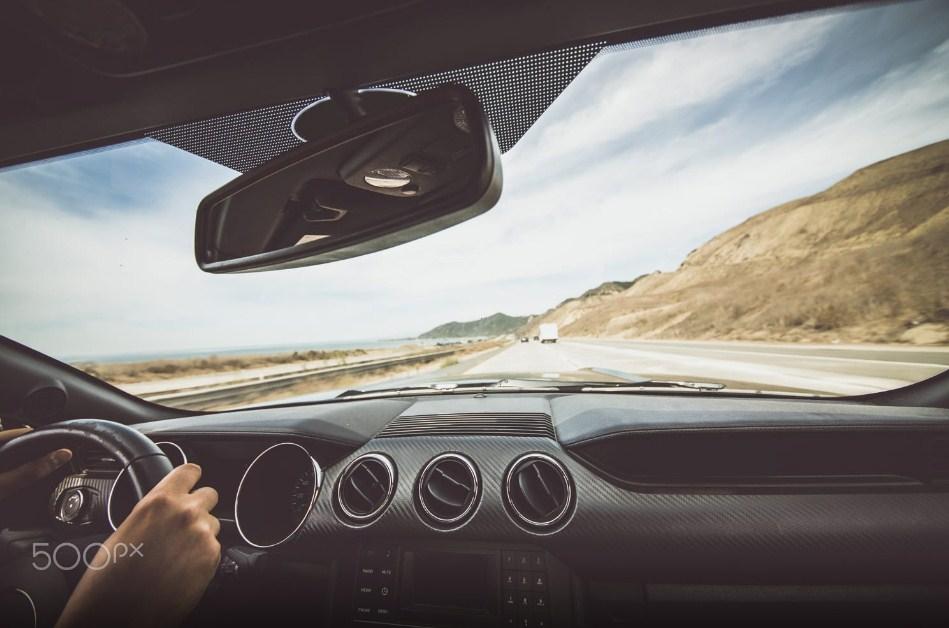 Cara Mengemudi Mobil Matic