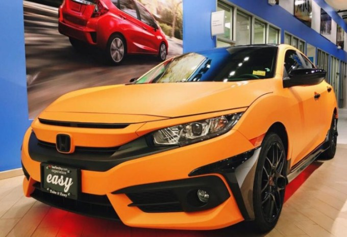 modifikasi cat mobil sedan toyota soluna murah
