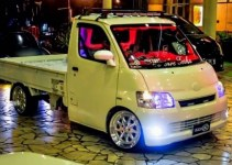 modifikasi mobil pick up grand max futura suzuki zebra