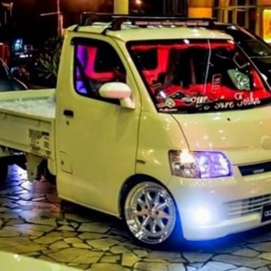 3 Modifikasi Mobil Pick Up T120ss Carry Suzuki L300 Grand Max