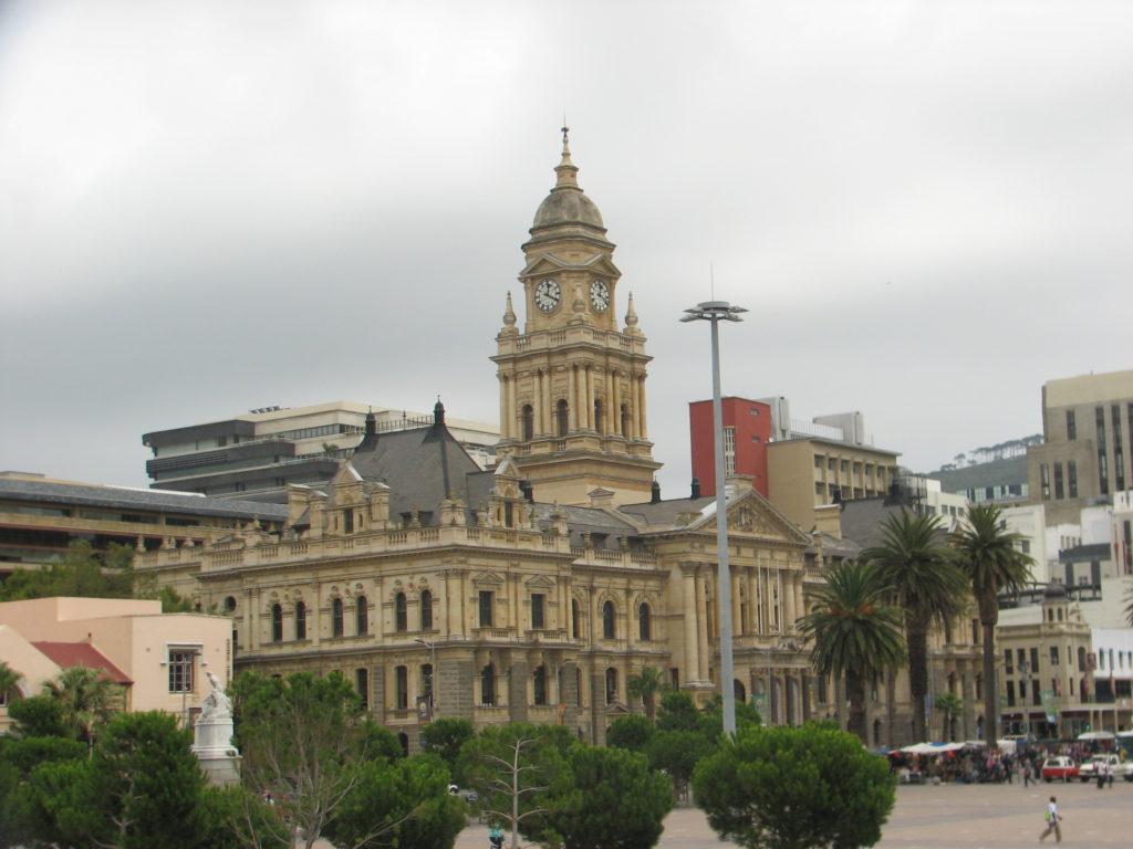 Кейптаун. Край Африки
