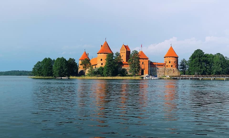 Вильнюс. Столица Литвы.