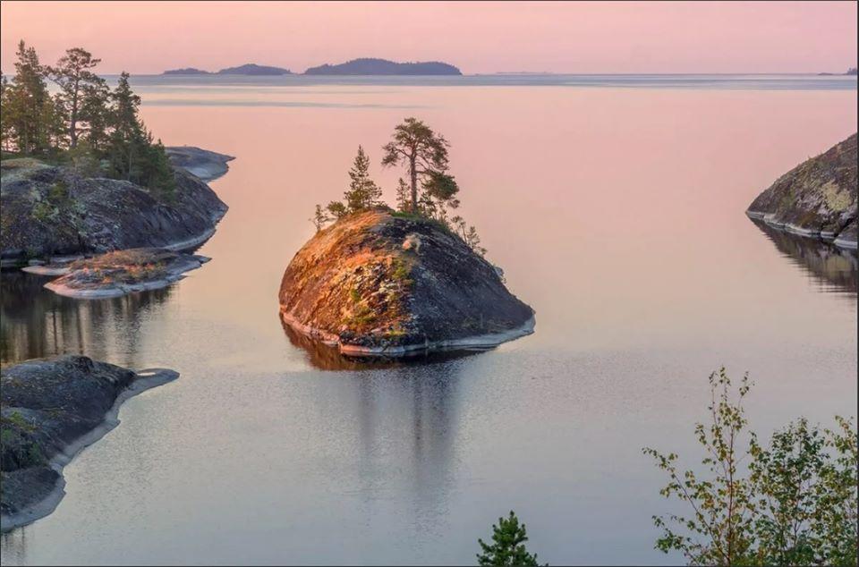 карелия страна тысячи озер