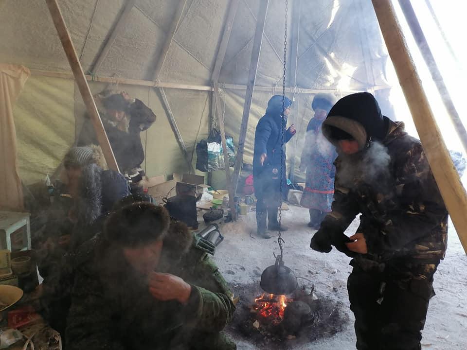 Люди Чукотки