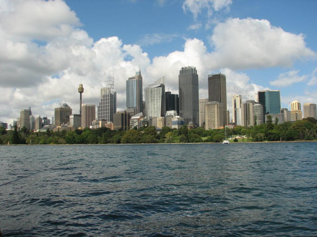 Жить в Сиднее