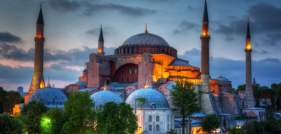 Собор Святой Софии. Стамбул. Музей или Мечеть?