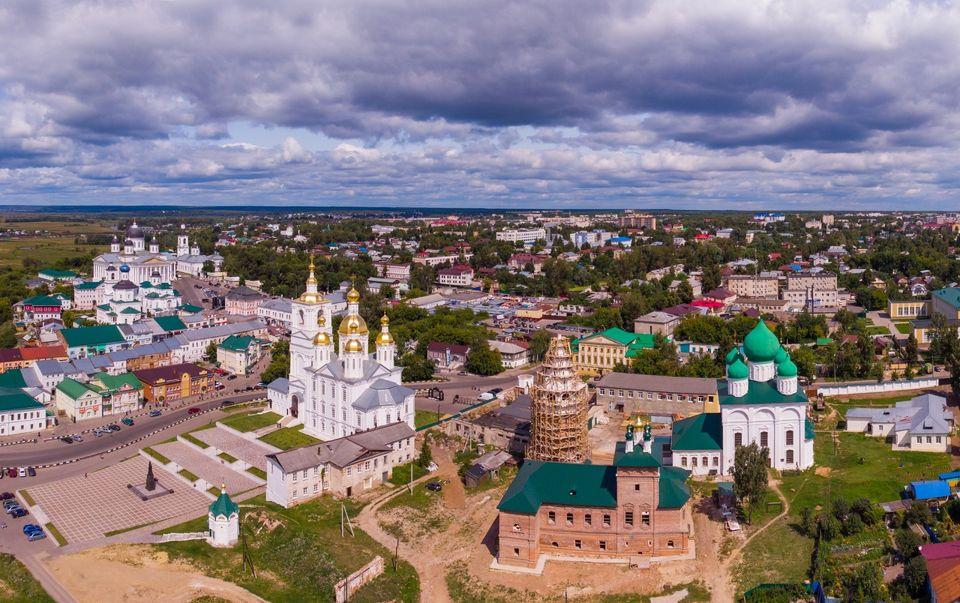 Арзамас – крепость Ивана Грозного