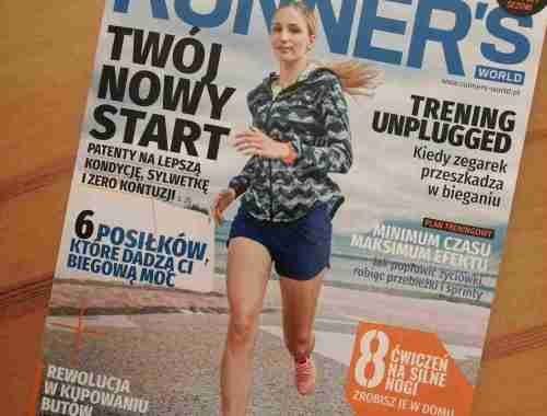 Runner's World Polska, numer 03-04 2020,