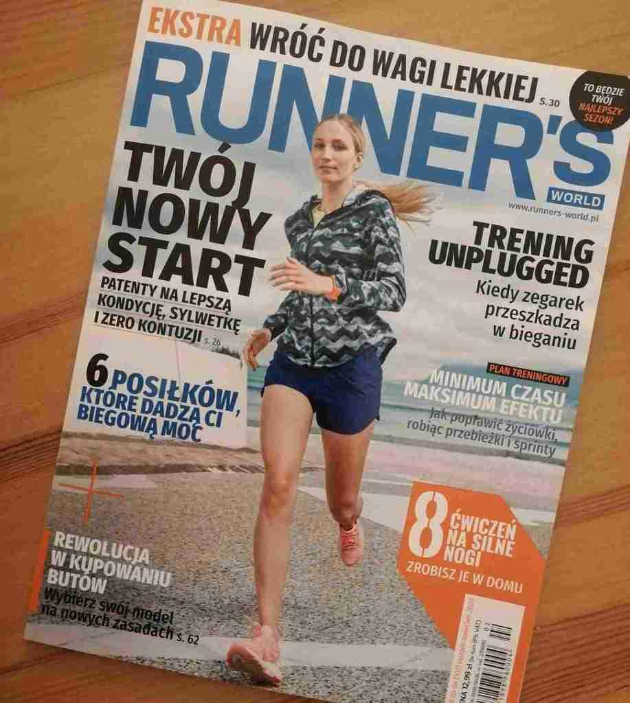 Runner's World Polska, numer 03-04 2020,