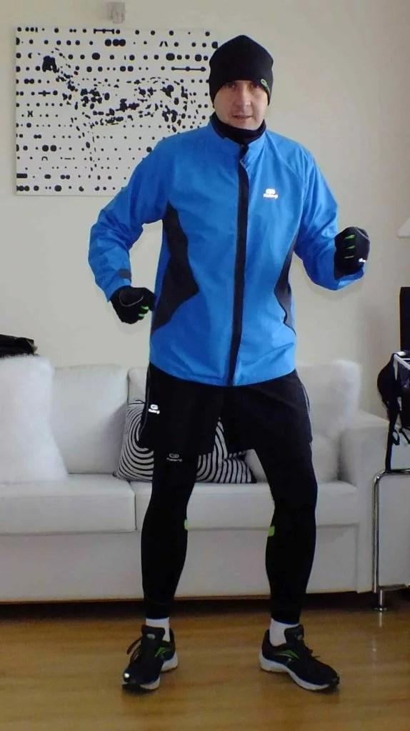 Początki biegania, biegacz amator