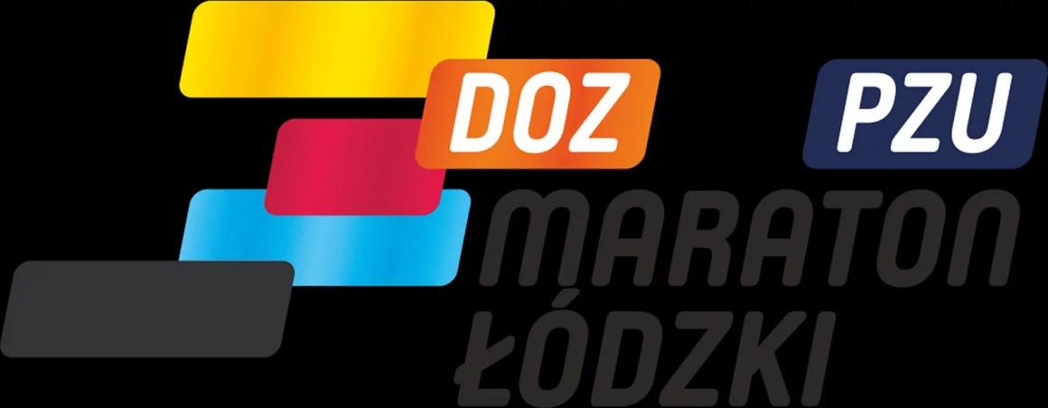logotyp, doz maraton łódzki 2015