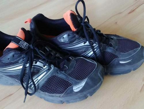 buty do biegania, kalenji, decathlon, urzędnik biega, dobre na początki biegania