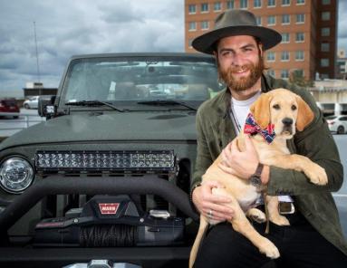 Braden Holtby Canine Calendar (3)