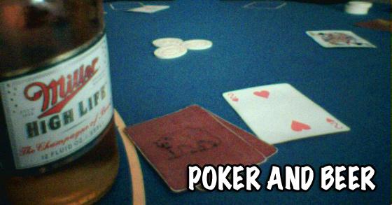 Beer Poker