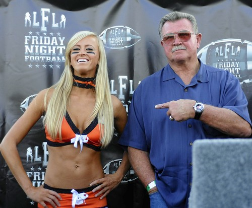Danielle and Ditka