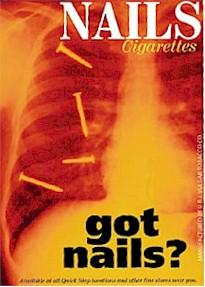 Nails Cigarettes