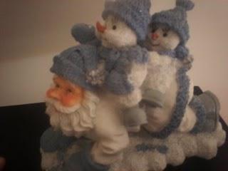 Santa Snowmen