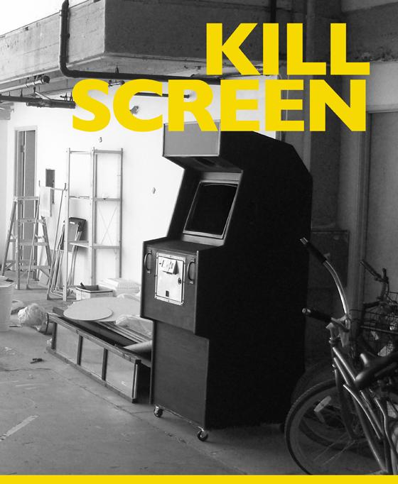 killscreen cover