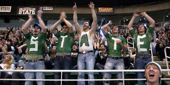 Spartan Fans