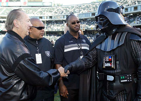 al davis and darth davis 21