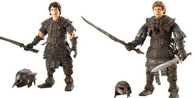 sam frodo action figures