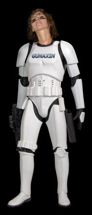 gunaxin girl stormtrooper