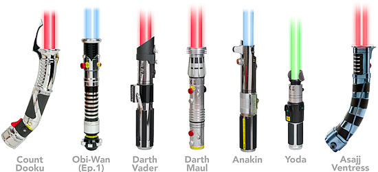 jedi and sith