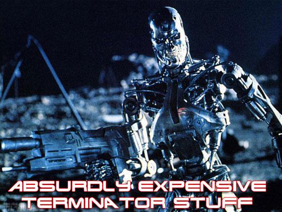 terminator stuff