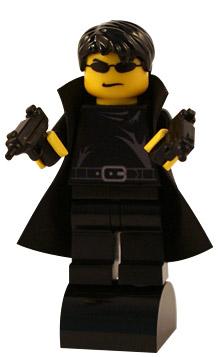 lego neo the matrix