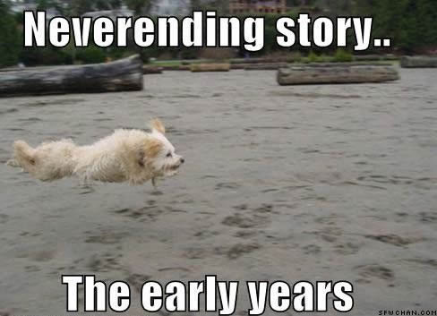 the neverending story the early years