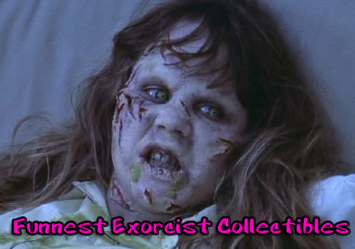 exorcist collectibles