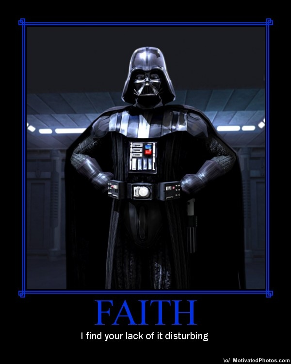 Star Wars Demotivational Posters Funny : demotivational, posters, funny, Thirty, De-motivational, Posters