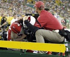 RWilliams injured