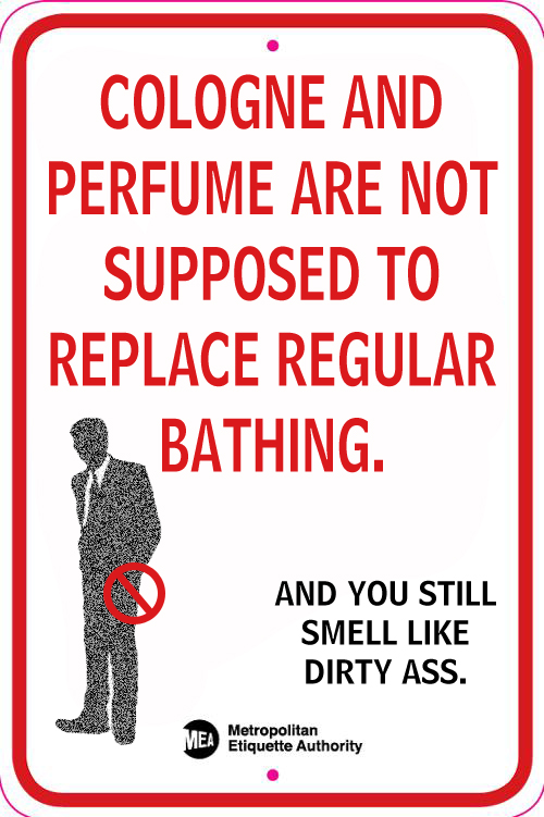 Stink Sign