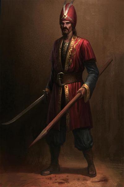 Deadliest Warrior Legends Vlad the Impaler
