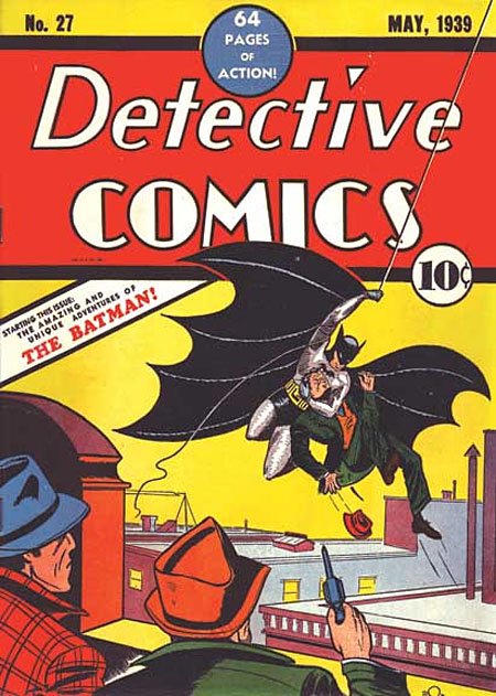 Detective 39 Comissioner Gordon