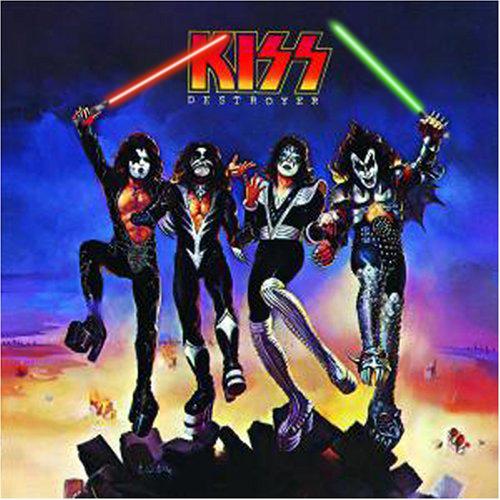 album Kiss DestroyerLightsaber