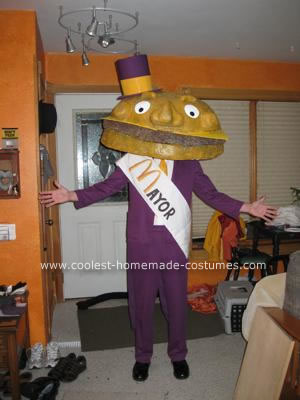 coolest homemade mayor mccheese costume 2 21305947