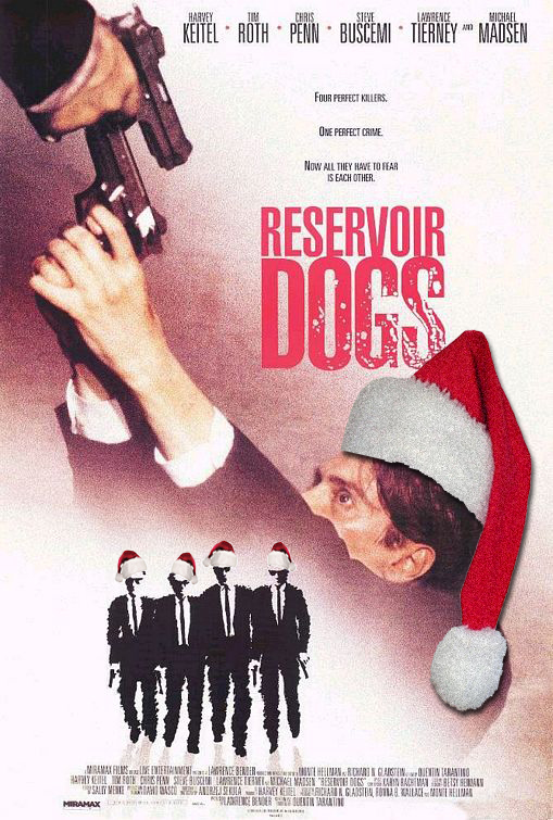 reservoir dogs Christmas