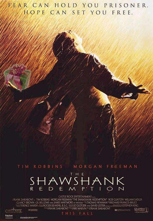 shawshank redemption Christmas