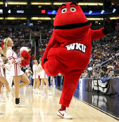 mascots hilltoppers
