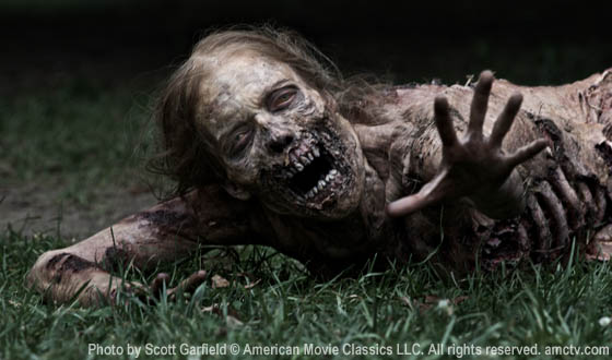 TWD Episode101 Zombie Grass WM 560