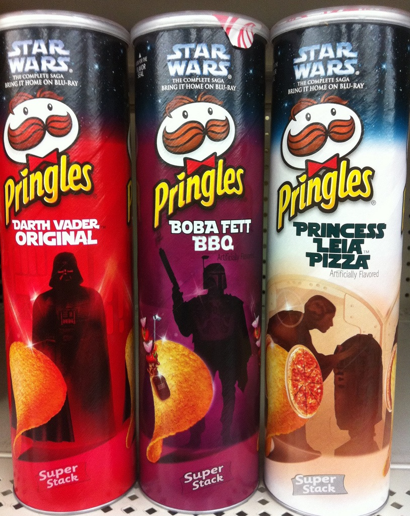 Different Types Of Pringles : different, types, pringles, Pringles, Flavors, Around, World